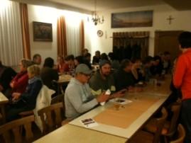Infoabend RSV Bavaria, Umgang mit Lebensmitteln